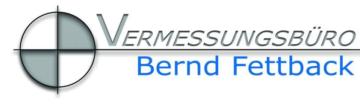 Vermessungsbüro Bernd Fettback Logo