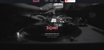 DJ ON3 Webdesign Dresden